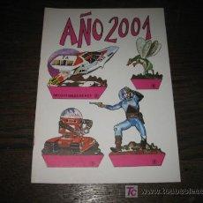 Coleccionismo Recortables: AÑO 2001 DIBUJOS DE F.LOSADA EDICIONES BAUSAN 1979. Lote 7008585