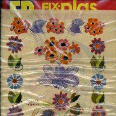 Coleccionismo Recortables: RECORTABLES AUADHESIVOS, FIX.PLAS. Lote 8921635