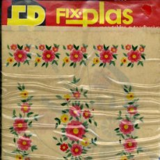 Coleccionismo Recortables: RECORTABLES AUADHESIVOS, FIX.PLAS. Lote 8921701