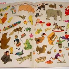 Coleccionismo Recortables: ANTIGUA REVISTA INFANTIL BILLIKEN - SEPTIEMBRE 1941 - MIDE 30X23 CMS - 37 PAG - MUCHAS FOTOGRAFIAS . Lote 25475871