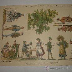 Coleccionismo Recortables: ANTIGUO RECORTABLE. Lote 17880135
