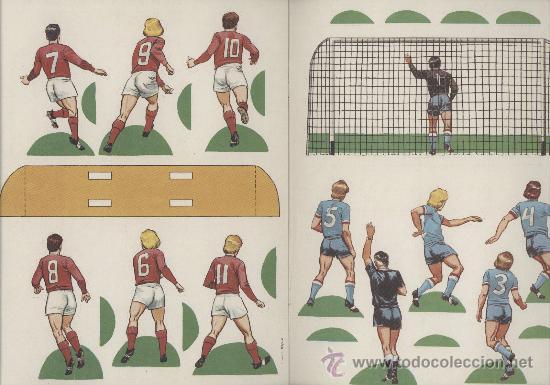 Deportes. Recortable De Futbol. Carpeta Complet