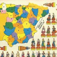 Coleccionismo Recortables: RECORTABLE DE GEOGRAFIA: MUJERES (ED.ROMA, RECORTES KIKI-LOLO, SERIE ESCENAS INFANTILES NUM.9). Lote 24778900