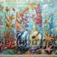 Coleccionismo Recortables: PALUZIE BASTIDORES DEL FONDO SUBMARINO. Lote 25522213