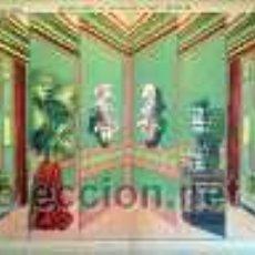 Coleccionismo Recortables: PALUZIE, BASTIDORES SALON. Lote 25569943