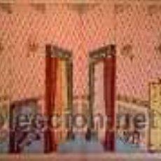 Coleccionismo Recortables: PALUZIE,BASTIDORES SALA. Lote 25570757