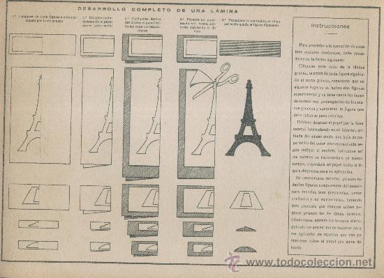 Coleccionismo Recortables: Dibujo simétrico recortable. Trabajos manuales Salvatella. Cuaderno 3. Años 1930 - Foto 3 - 29798670