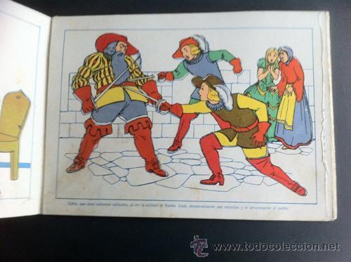 Coleccionismo Recortables: ZIG-ZAG BARBAZUL - Foto 2 - 34885459