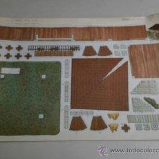 Coleccionismo Recortables: RECORTABLE HÓRREO ASTURIANO RECO-53,10. Lote 137125701