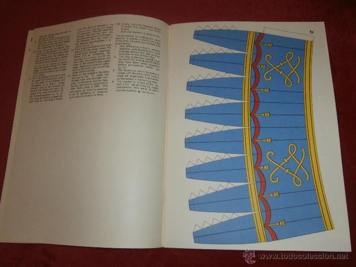 Coleccionismo Recortables: Recortable - Globos aerostáticos - Romantic Floating in the air - Jan ZBanek - Albatros 1983 - - Foto 4 - 202930500