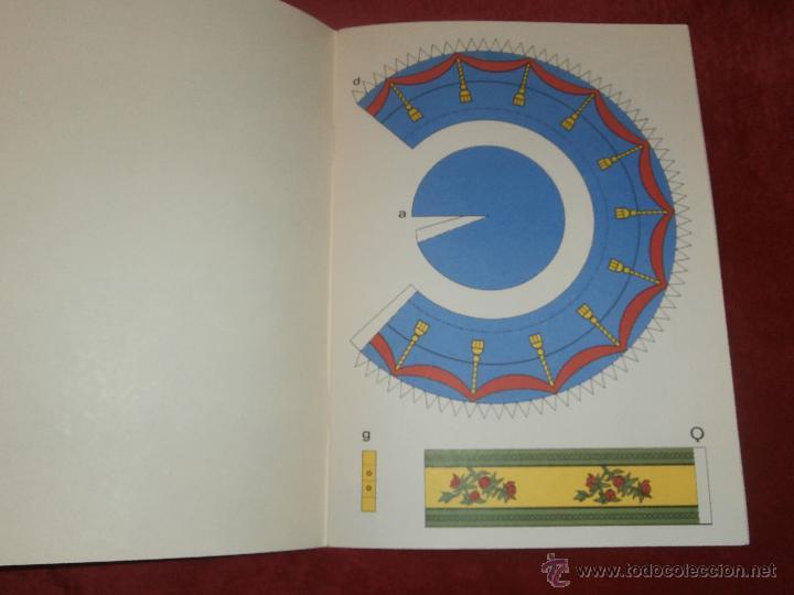 Coleccionismo Recortables: Recortable - Globos aerostáticos - Romantic Floating in the air - Jan ZBanek - Albatros 1983 - - Foto 5 - 202930500