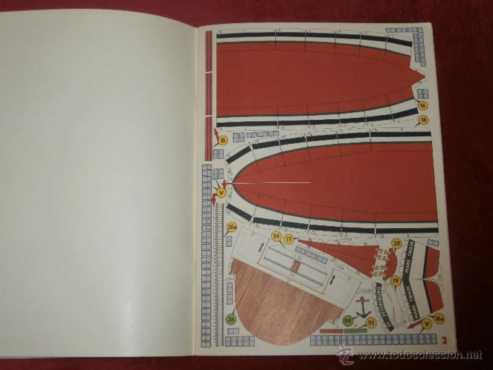 Coleccionismo Recortables: Impresionante Maqueta Recortable - El Mark Twain - Ladislav Badalec - Albatros -1987 - - Foto 4 - 43034938