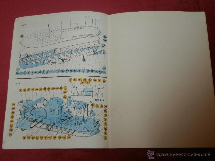 Coleccionismo Recortables: Impresionante Maqueta Recortable - El Mark Twain - Ladislav Badalec - Albatros -1987 - - Foto 9 - 43034938