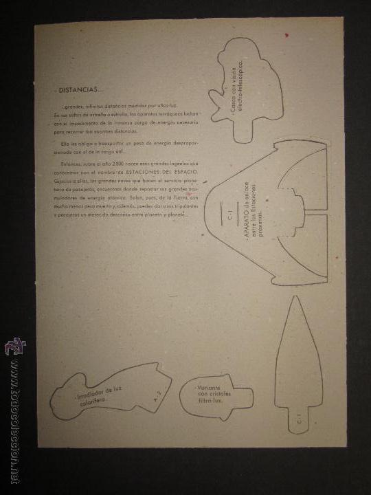 Coleccionismo Recortables: RECORTABLE NIÑOS DEL FUTURO -NUM. 2 COMPLETO - EDITORIAL ROMA - DIBUJOS JANDRO - (V-709) - Foto 2 - 43652091