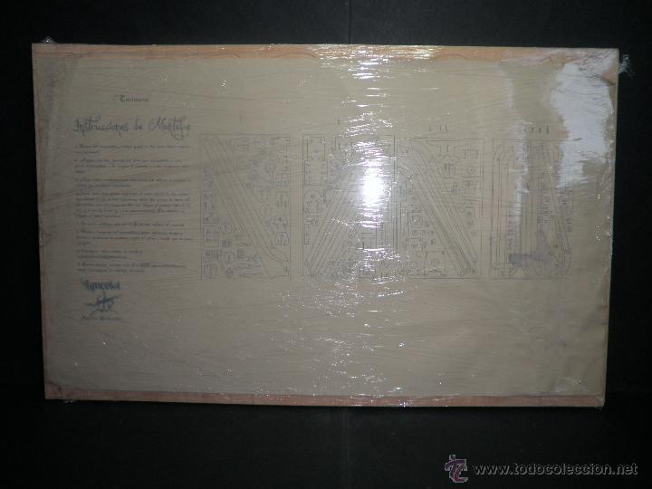 LANCELOT - JUGUETES MEDIEVALES - MADERA - CRUSERO (Coleccionismo - Otros recortables)