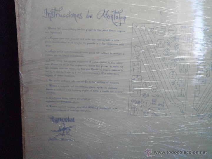 Coleccionismo Recortables: LANCELOT - JUGUETES MEDIEVALES - MADERA - CRUSERO - Foto 2 - 44030404