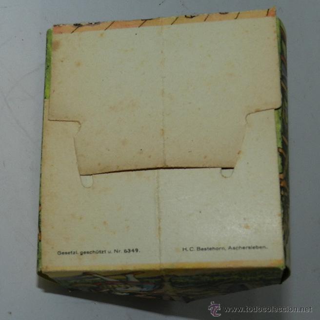 Coleccionismo Recortables: ANTIGUA CASA DE CAPERUCITA ROJA, REALIZADO EN PAPEL Y LISTO PARA MONTAR, REALIZADO EN ALEMANIA PORGE - Foto 7 - 44929452