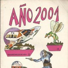 Coleccionismo Recortables: AÑO 2001 ( BAUSAN ) 1979. Lote 47135051
