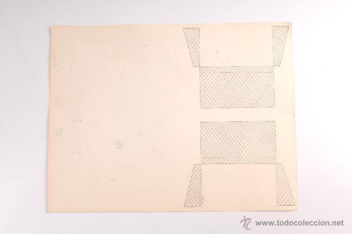 Coleccionismo Recortables: RECORTABLE FUTBOL DE MESA JUGUETES MERINO - Foto 3 - 47987318