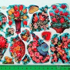 Coleccionismo Recortables: BONITOS CROMOS RECORTABLES TROQUELADOS. KRUGER. Lote 53181747