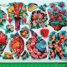 Coleccionismo Recortables: BONITOS CROMOS RECORTABLES TROQUELADOS. KRUGER. Lote 53181756