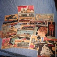 Coleccionismo Recortables: LOTE DE 22 RECORTABLES REVISTA YO - AÑO 1930 - EXCEPCIONAL.. Lote 53997418