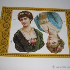 Coleccionismo Recortables: RECORTABLES TROQUELADOS INGLESES. Lote 54383493
