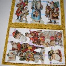 Coleccionismo Recortables: RECORTABLES TROQUELADOS INGLESES. Lote 54383737