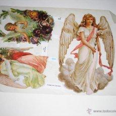 Coleccionismo Recortables: RECORTABLES TROQUELADOS INGLESES. Lote 54383775