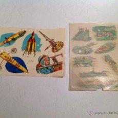 Coleccionismo Recortables: CALCOMANIAS NUBIOLA . Lote 54454196
