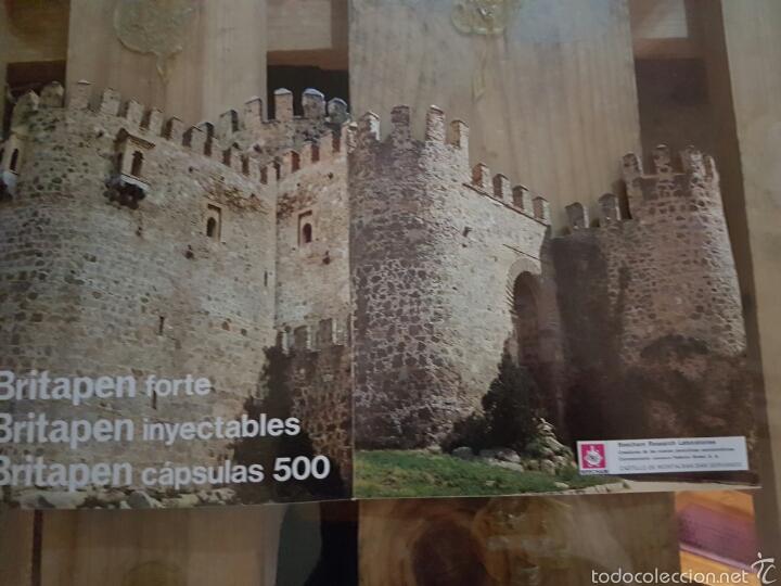 Coleccionismo Recortables: Lote de coleccionables escudos de fútbol. Coches.castillos.etc.... - Foto 3 - 58272226
