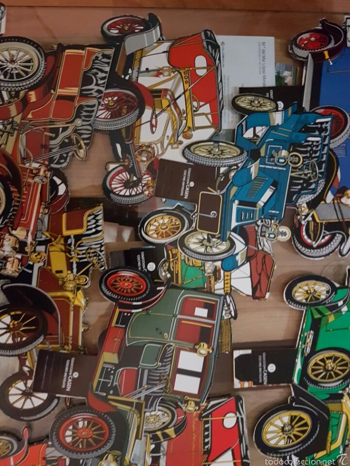 Coleccionismo Recortables: Lote de coleccionables escudos de fútbol. Coches.castillos.etc.... - Foto 9 - 58272226