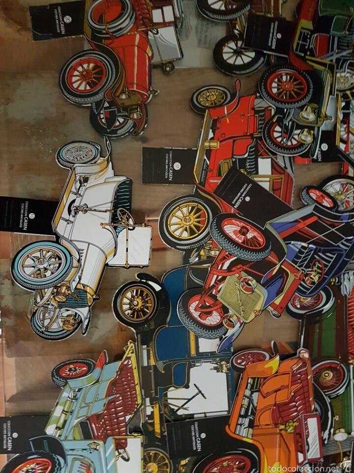 Coleccionismo Recortables: Lote de coleccionables escudos de fútbol. Coches.castillos.etc.... - Foto 10 - 58272226
