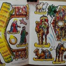 Coleccionismo Recortables: BELEN RECORTABLE . Lote 58547824