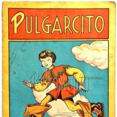 Coleccionismo Recortables: CUENTO RECORTABLE Nº 3 PULGARCITO EDITORIAL FHER 1959. Lote 92935040