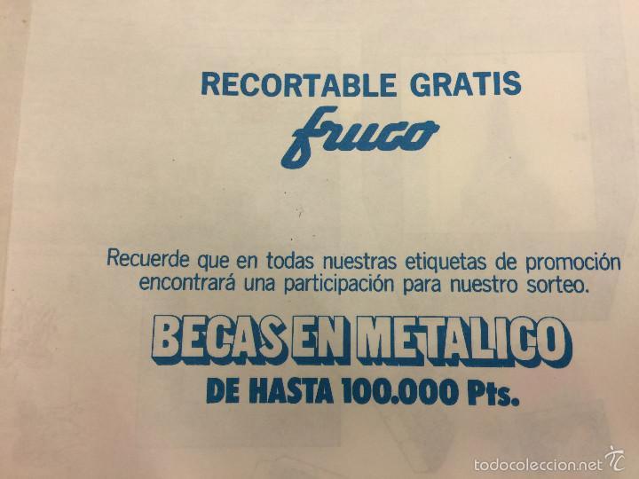 Coleccionismo Recortables: ANTIGUO RECORTABLE FRUCO - RECORTABLE, Castillos - Monumentos N.7- Faro Irlandes S.XVI - Foto 2 - 76574314