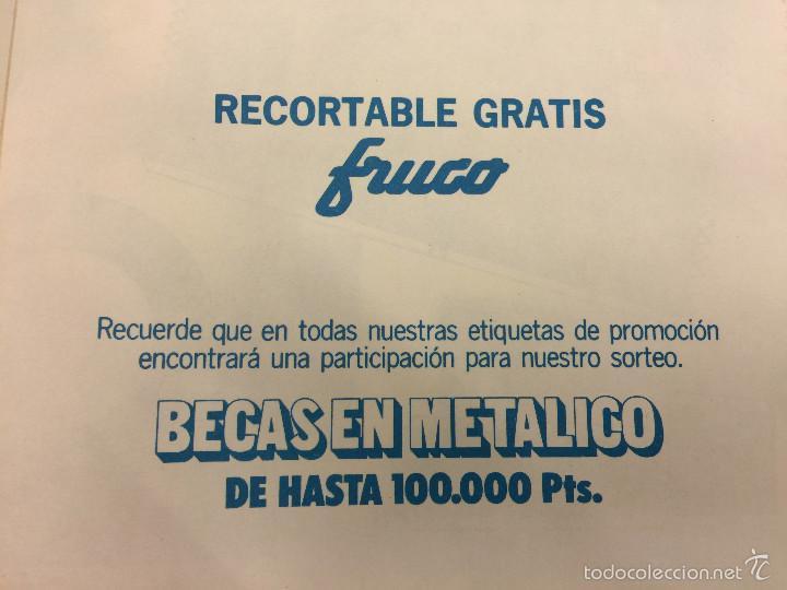Coleccionismo Recortables: ANTIGUO RECORTABLE FRUCO - RECORTABLE, Castillos - Monumentos N.9- Faro del S.XIX - Foto 2 - 76573315