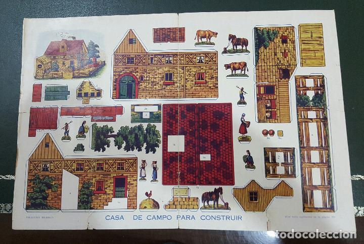 recortable. casa de campo para construir. (29x - Comprar en ...