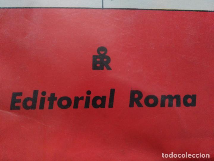Coleccionismo Recortables: SUPER RECORTABLES. NAVES ESPACIALES. Ocho modelos. EDITORIAL ROMA. - Foto 5 - 83453648