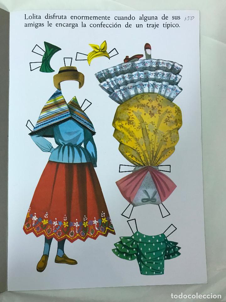 Coleccionismo Recortables: MODISTA INFANTIL, CUENTO RECORTABLE. NUM. 2. EDITORIAL FHER. 1993 - Foto 2 - 84864936