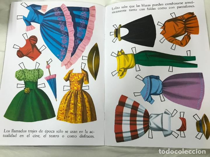 Coleccionismo Recortables: MODISTA INFANTIL, CUENTO RECORTABLE. NUM. 2. EDITORIAL FHER. 1993 - Foto 4 - 84864936