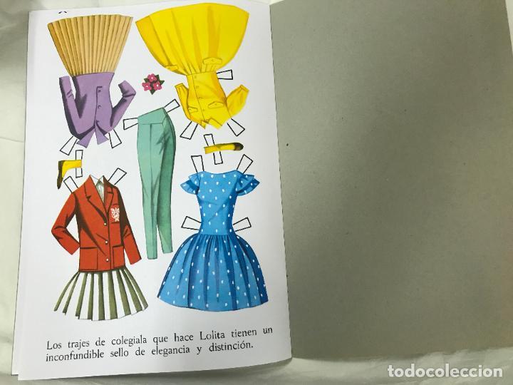 Coleccionismo Recortables: MODISTA INFANTIL, CUENTO RECORTABLE. NUM. 2. EDITORIAL FHER. 1993 - Foto 5 - 84864936