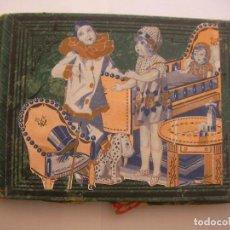 Coleccionismo Recortables: ANTIGUO ALBUM DE RECORTABLES Y CROMOS VARIOS INFANTIL CON VARIAS PAGINAS . Lote 86315320