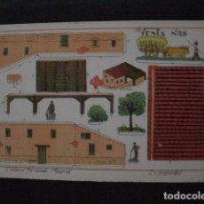 Coleccionismo Recortables: RECORTABLE EDITORIAL HERNANDO MADRID - Nº 48 - VENTA - VER FOTOS - (V-11.497). Lote 89385300