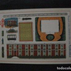 Coleccionismo Recortables: RECORTABLE EDITORIAL HERNANDO MADRID - Nº 65- HOTEL - VER FOTOS - (V-11.498). Lote 89386408