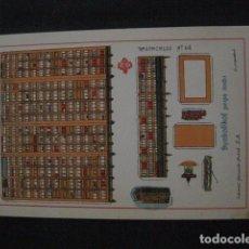 Coleccionismo Recortables: RECORTABLE EDITORIAL HERNANDO MADRID - Nº 68- RASCACIELOS - VER FOTOS - (V-11.501). Lote 89386996