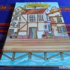 Coleccionismo Recortables: RECORTABLES JUEGA CON D'ARTACAN Y LOS TRES MOSQUEPERROS Y ALBUM TROQUELADOS SIN PEGAR COMPLETO RAROS. Lote 95697947