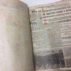 Coleccionismo Recortables: ARTÍCULOS HISTÓRICOS NACIONALES E INTERNACIONALES, AÑOS 30.. Lote 98184535