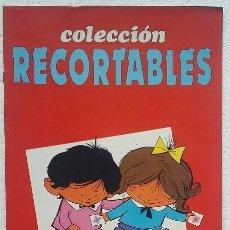 Coleccionismo Recortables: COLECCION RECORTABLE Nº2. SUSAETA EDICIONES 1982. Lote 99252843