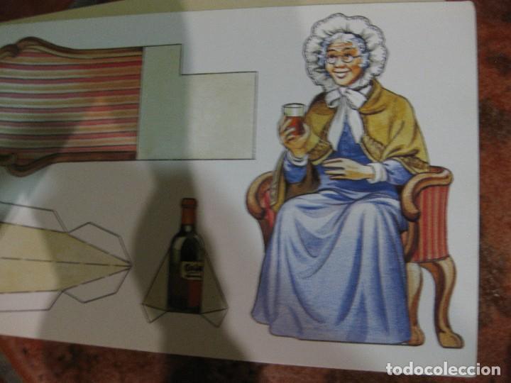 Coleccionismo Recortables: recortable para niños la caperucita roja .edaf . serie construye y juega 1991 germany , diorama - Foto 8 - 110027891